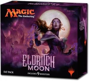 Подарочный набор издания (Fat Pack) Eldritch Moon на английском языке