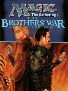 Magic The Gathering Война Братьев Джефф Грабб