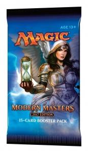 Бустер Modern Masters 2017 на английском языке
