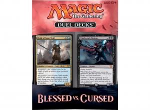 Duel Deck Blessed vs Cursed на английском языке