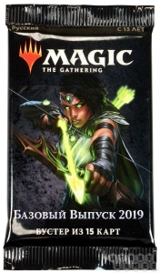 Magic. Базовый выпуск 2019 - бустер