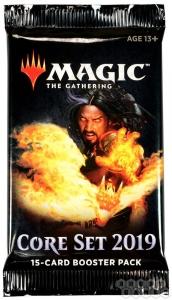 Magic. Core Set 2019 - бустер на английском языке