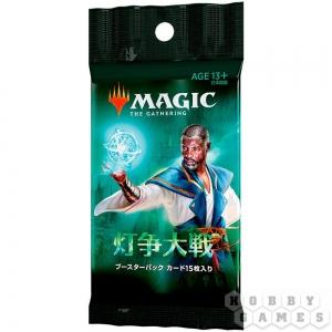 Magic. Война Искры - бустер на японском языке