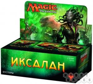 Magic. Иксалан - дисплей бустеров