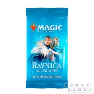 Magic. Ravnica Allegiance - бустер на английском языке