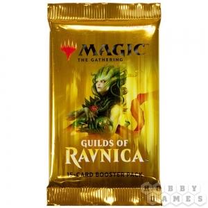 Magic. Guilds of Ravnica - бустер на английском языке