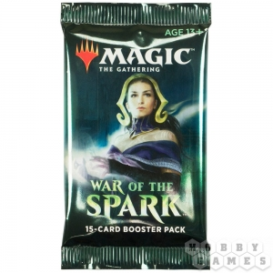 Magic. War of the Spark - бустер на английском языке