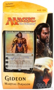 Magic. Amonkhet: Gideon, Martial Paragon