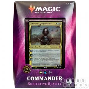Magic. Commander 2018: Subjective Reality