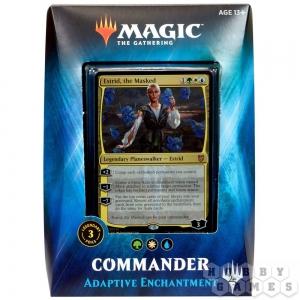 Magic. Commander 2018: Adaptive Enchantment