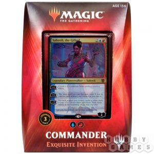 Magic. Commander 2018: Exquisite Invention