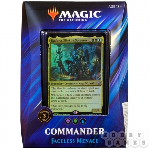 Magic. Commander 2019: Faceless Menace на английском языке