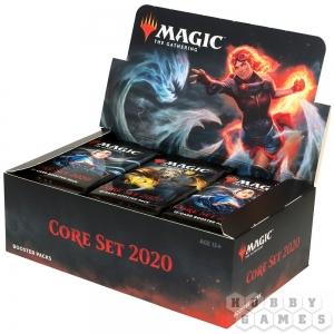 Magic. Core Set 2020 - дисплей бустеров на английском языке