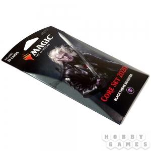 Magic. Core Set 2020 Black Theme Booster