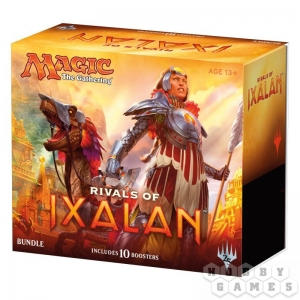 Magic. Rivals of Ixalan: Bundle