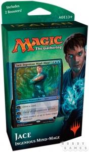 Magic. Ixalan: Jace, Ingenious Mind-Mage