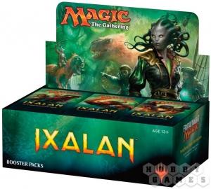 Magic. Ixalan - дисплей бустеров на английском языке