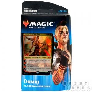 Magic. Ravnica Allegiance: Domri, City Smasher