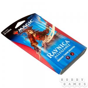 Magic. Ravnica Allegiance: Rakdos Theme Booster