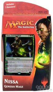 Magic. Hour of Devastation: Nissa