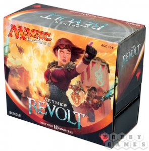 Magic. Aether Revolt: Bundle