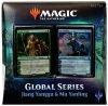 Magic. Дуэльный набор Jiang Yanggu vs Mu Yanling